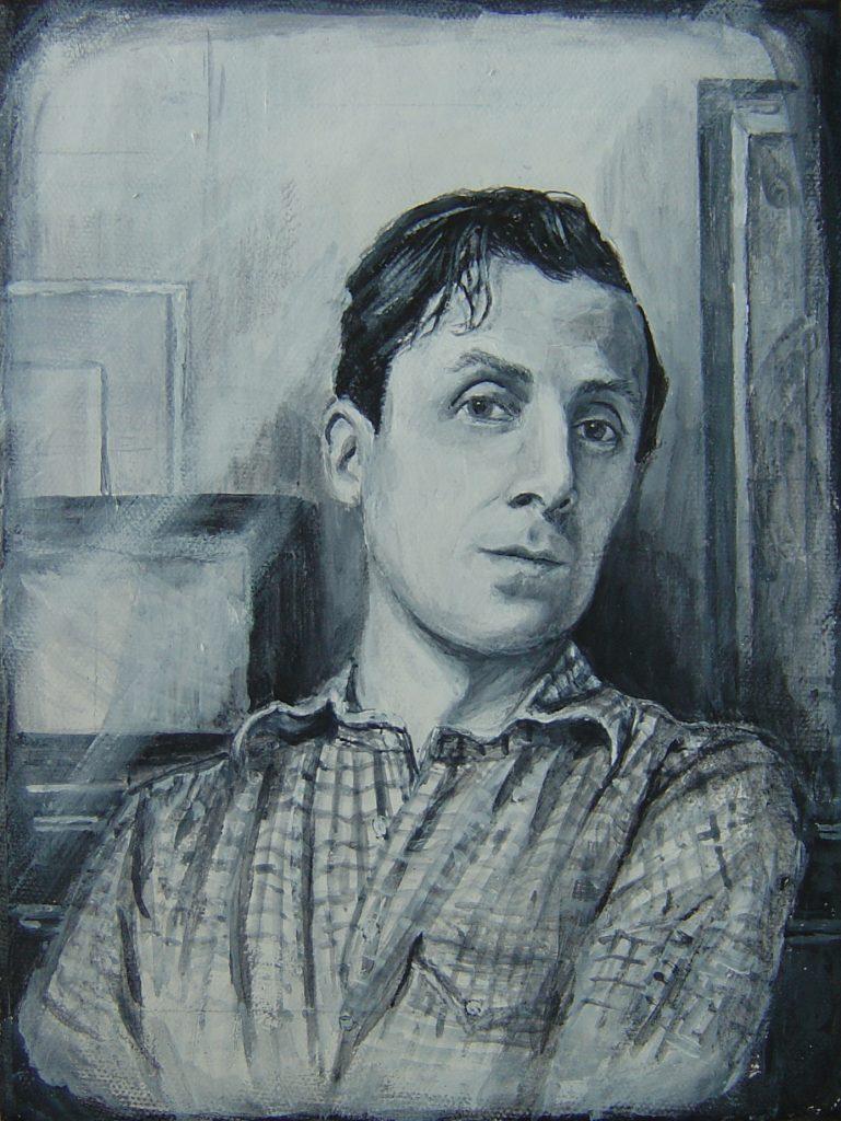 Rex Whistler, c.1936 24 x 18 cm