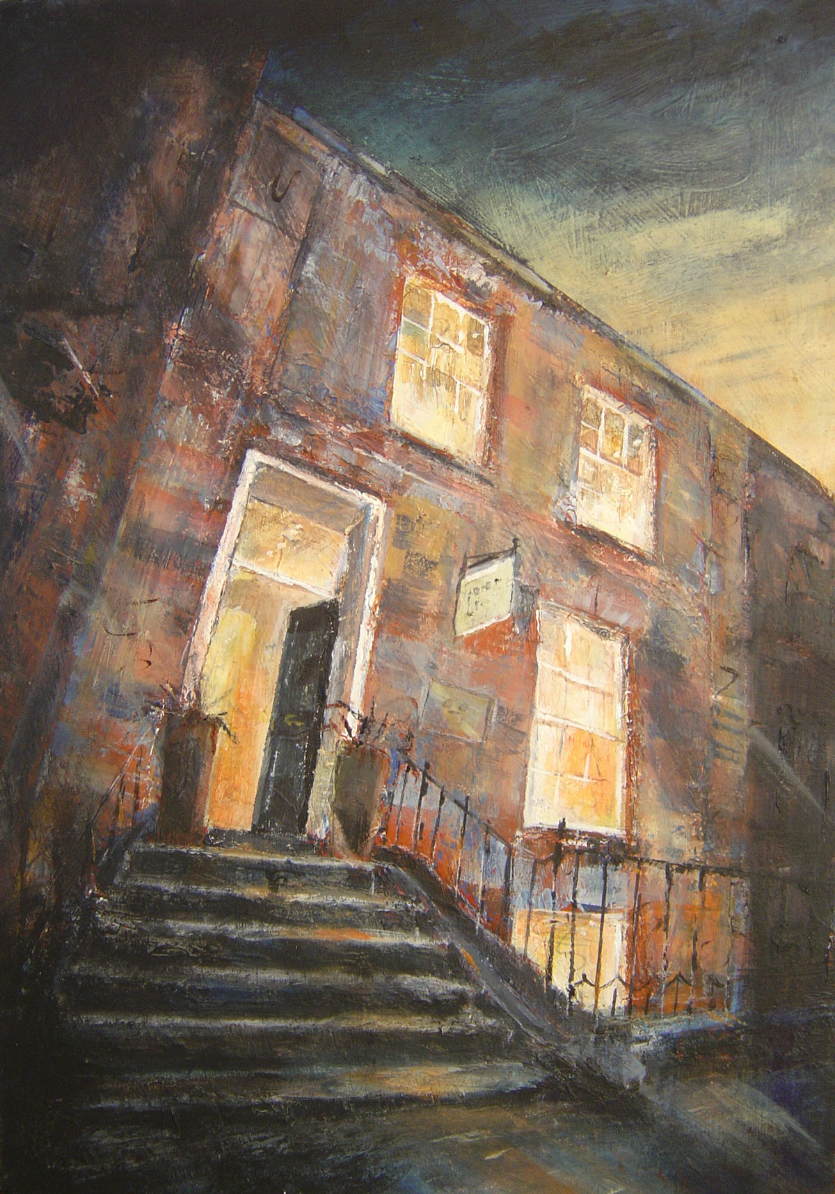 Lemon Street Gallery, Truro 43 x 30 cm